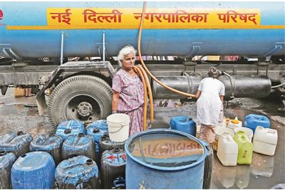 多重因素加剧水资源压力