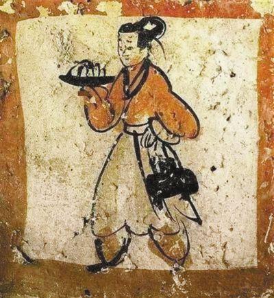 嘉峪关砖画中的魏晋食尚(寻古探源)