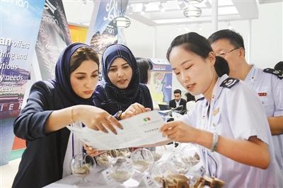 中国与阿拉伯媪楫开国家加强发展战略对接