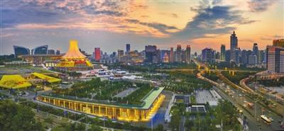 """第十六届中国—东盟博览会:""""10+1""""合作 扩大朋友圈"""