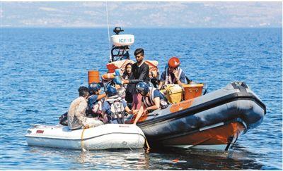 欧盟国家深受难民问题困扰(国际视点)