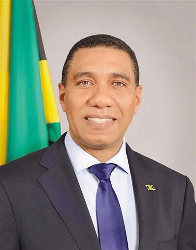 牙買加總理霍爾尼斯