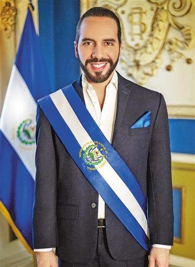萨尔瓦多共和鼎鑫硬币国总统布克莱
