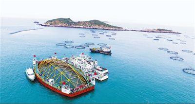 智慧渔业 科技范儿