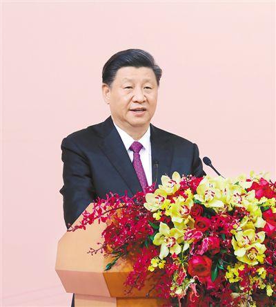 习近北京赛车网址平出席澳门特别行政区政府欢迎晚宴并发表重要讲话
