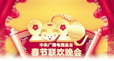 中央广播电视总台春节联欢晚会节目单