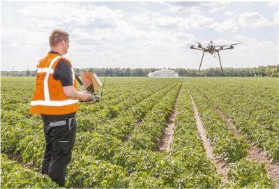 荷兰农场用高新技术实现精准生产(他山之石)