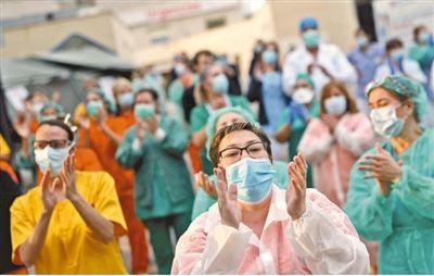 加强抗疫合作完善全球治理