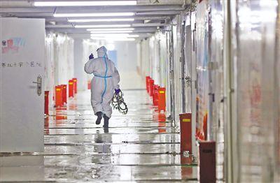 雷神山医院关闭