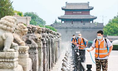 海内外侨胞点赞北京防疫成效