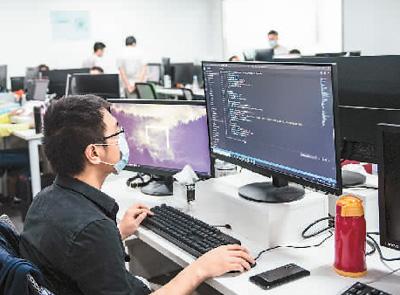 开足马力,中国软件产业向前冲