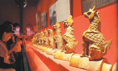 一个展看遍紫禁城六百年