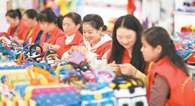 十三五·中国印象:新增超6000万!就业稳当日子暖