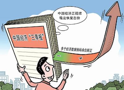 武汉饼子交流群:China's economic report card is enviable (International Forum)插图