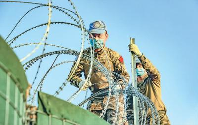 中国是守护世界和平的关键力量