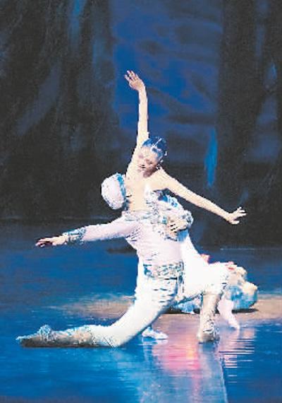 中央芭蕾舞团优秀剧目拉开跨年演出季