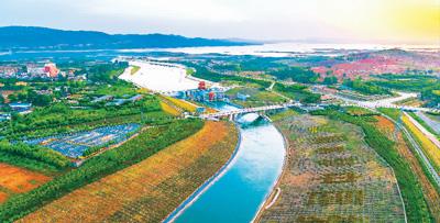 南水北调东中线一期工程全面通水6周年 1.2亿人直接受益