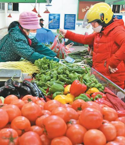 2020年全国居民消费价格比上年上涨2.5% 物价有条件保持稳定