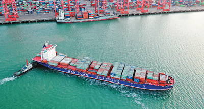 <b>2020年进出口同比增1.9% 中国成全球唯一外贸正增长主要经济体</b>
