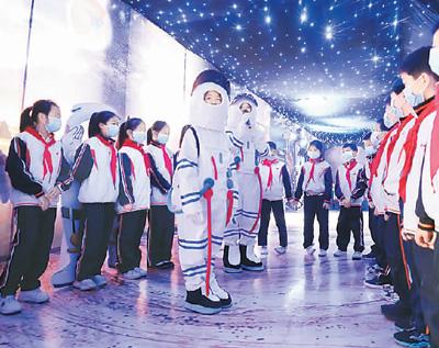 """""""在火星上首次留下中国人的印迹"""""""