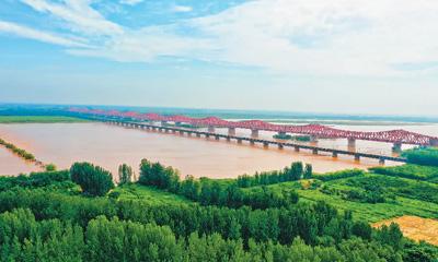"""黄河国家文化公园初现多条文化""""长廊"""""""
