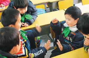 上海 千名农民工子女入学