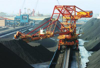 秦皇岛港煤炭吞吐量超两亿吨