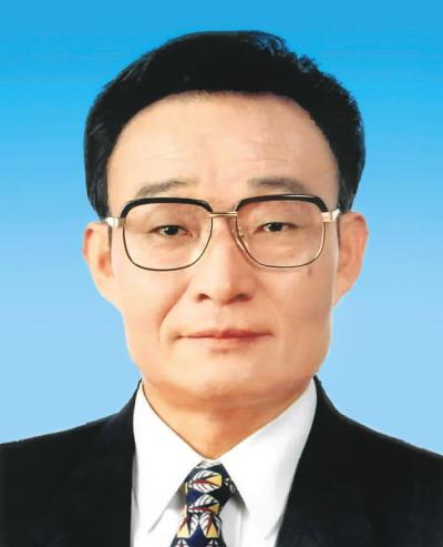 吴邦国当选全国人大常委会委员长