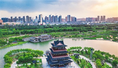 全球四分之一新绿来自中国