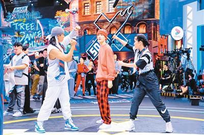 以街舞精神点燃生活