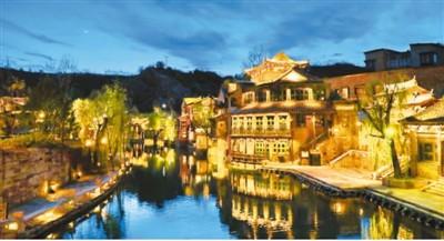 夜游北京新意多