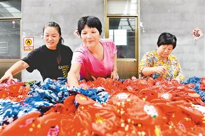 山东枣庄市台儿庄区:电商孵化脱贫致富梦