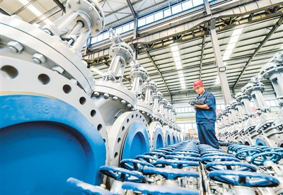 7月份工业企业利润增速持续加快 同比下降8.1%