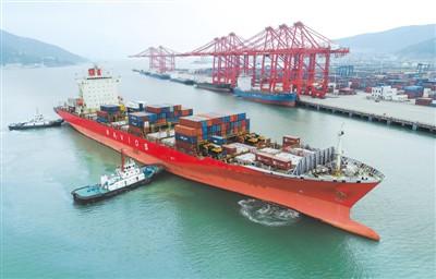 十三五・中国印象:货物贸易世界第一