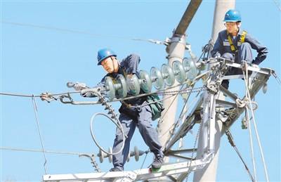 冬季巡检确保供电