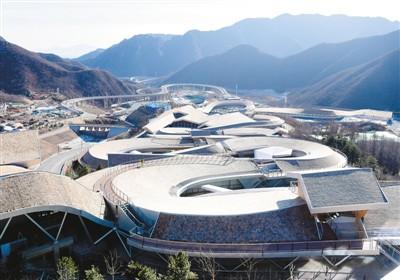北京2022年冬奥会四大场馆完工