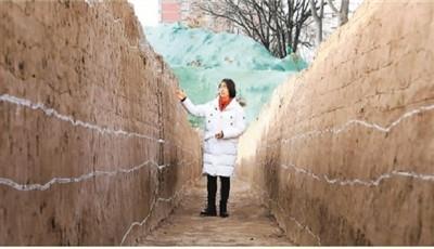 金中都城墙遗址考古工作取得重要成果