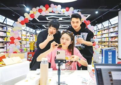 中国网络零售持续火爆(专家解读)
