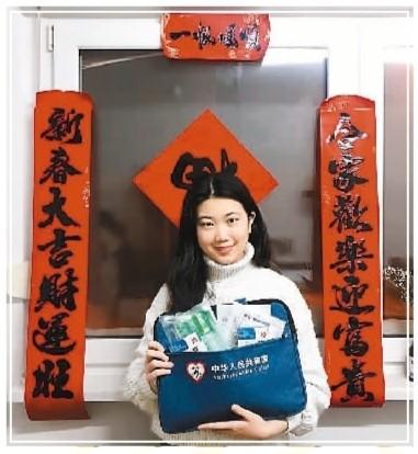"""不同寻常的春节海外学子循着""""年味儿""""找到家的方向"""