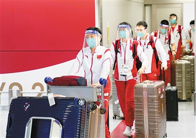 东京奥运会,我们准备好了!