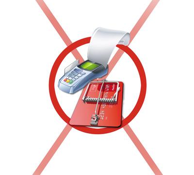 """信用卡频遭""""海外盗刷""""国外网站刷卡太容易中招"""