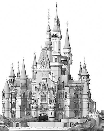 上海迪士尼度假区城堡建设运用创新技术荣获权威国际建筑奖项
