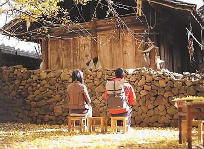 东北姑娘云南驻足:她把小镇旧民居改成阳光房