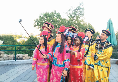 旅居中国的五大理由
