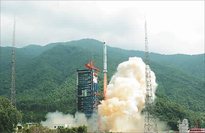 遥感三十号01组卫星成功发射