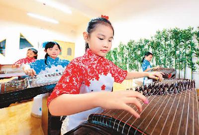 优秀传统文化培养中国人