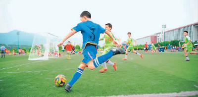 中国体育:从一枝独秀到三箭齐发