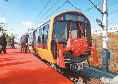 中国地铁即将赴美