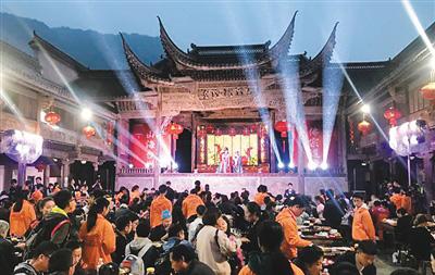老外游台州赞中国