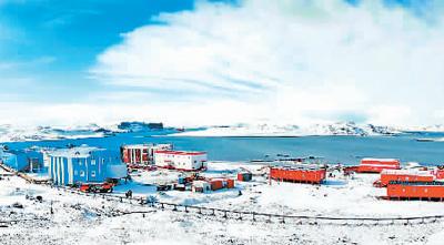 """""""五朵金花""""时代将来临 中国在南极新站选址罗斯海"""